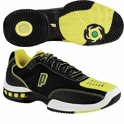 PRINCE chaussures tennis REBEL COMPETITION  UK 8 F 42 NEUVES