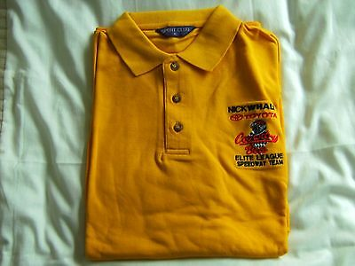 coventry speedway polo shirt xl new