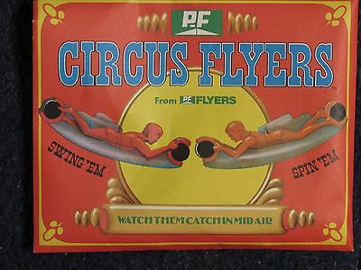 1960's P F Flyers Circus Flyer BF Goodrich Promo Toy