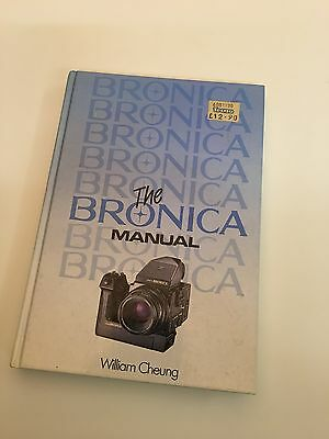The Bronica ETRs medium format film camera Manual & full guide by William Cheung