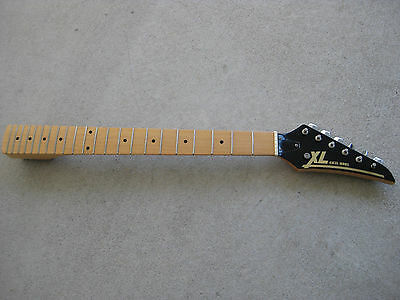 """Maple Guitar neck. 25 1/2"""" scale. Good Condition."""
