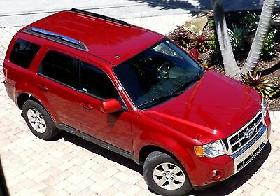 2010 Ford Escape Limited 3.0L/V6, 4x2, Leather, etc. 2010 Ford Escape Limited Edition, 3.0L/V6, 4x2, Autom., Leather, Very Low Miles!