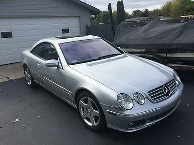 2004 Mercedes-Benz 500-Series  2004 Mercedes Benz 500CL AMG Fully Loaded