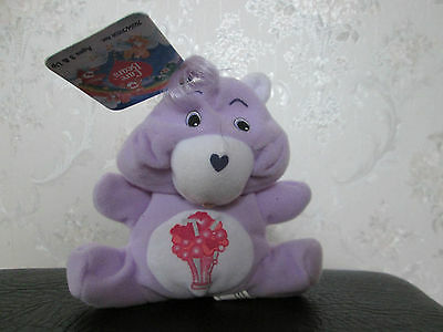 Care bears beanlings Share Bear - vintage and BNWT