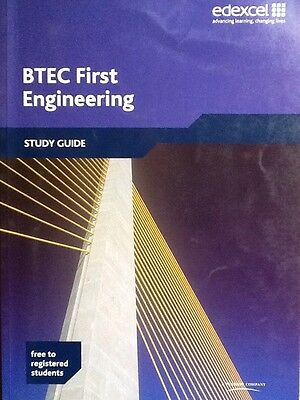 BTEC First Engineering Study Guide