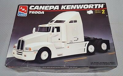 AMT 1/25 Canepa Kenworth T600A #6020 STARTED