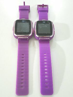 2 Pink vtech smart watches Functional