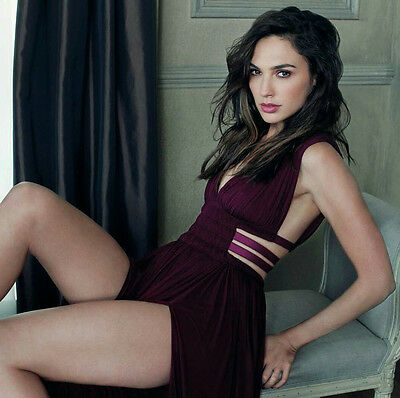Gal Gadot Signed Autographed Screen Worn Wardrobe COA RARE!!