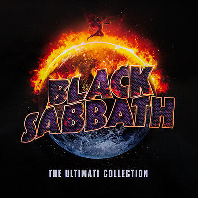 Black Sabbath The Ultimate Collection vinyl 4 LP box set NEW/SEALED