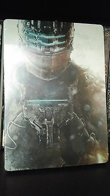** Dead Space 3 / DeadSpace III - *STEELBOOK ONLY* (NO GAME)