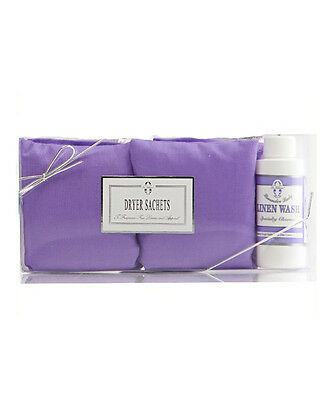 Fragrant LeBlanc Lavender Dryer Sachets 24 Cycles or Rounds
