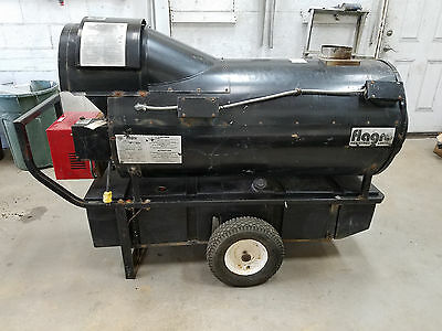 Flagro FVO-400 Indirect Fired Heater