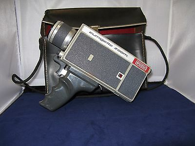 Eumig Eumigette Zoom Super 8 Movie/Video Camera