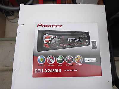 Pioneer CD player CD RDS receiver