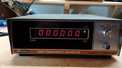 BK Precision 1801 6 Digit Autoranging Frequency Counter