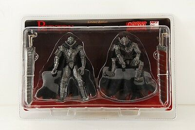 BERSERK Guts : Armored Figure Limited Edition ART OF WAR Rare!! Free shipping !!