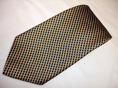 BROOKS BROTHERS Boys or Young Mans Pure Silk Tie Made in USA EXCELLENT