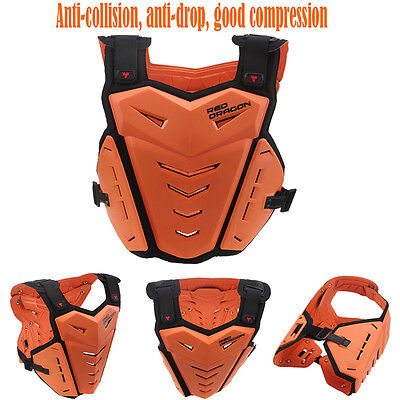 Outdoor Skiing Snowmobile Snow Motor Protector Gear Body Chest Back Armor Guard