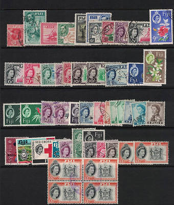 Fiji Used Selection Including High Values - LOOK!!!!