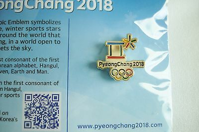 Rio 2016 Olympic Games Pyeongchang 2018 Olympic Games Pin: Last One1