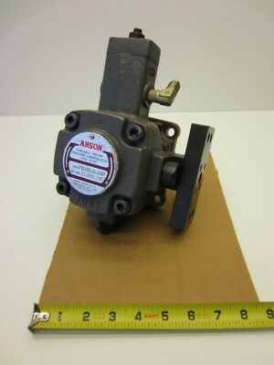 Anson PVF-30-35-22BS 18L Variable Volume Compensated Vane Pump *