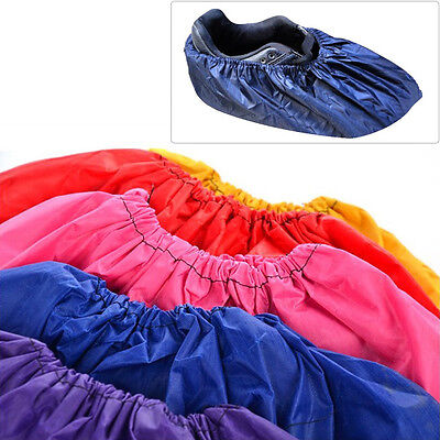 1 Pair Reusable Waterproof Shoes Cover Breathable Overshoes Convenient New