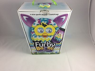 Furby Boom Easter Special Edition~ Rare~ Limited Edition
