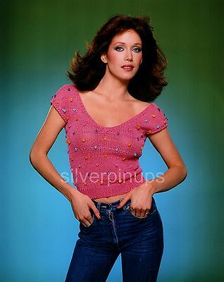 "Orig 1980 TANYA ROBERTS Glamour Girl.. ""CHARLIE'S ANGELS"" by HARRY LANGDON"