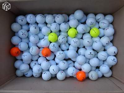 lot de 50 balles de golf