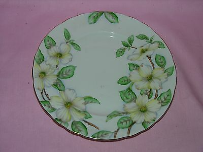 Tuscan English Bone China Dogwood Salad Plate