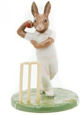 Royal Doulton Howzat Bunnykins DB490 Australiana limited edition new in box