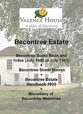 Valence House Museum - Becontree Estate CD-ROM