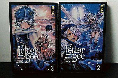 Manga 'LETTER BEE' Tome 2-3