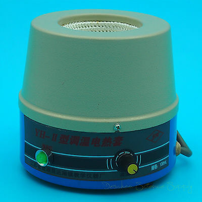 100ml,100W,Electric Temperature Control Heating Mantle,sleeve,220V OR 110V