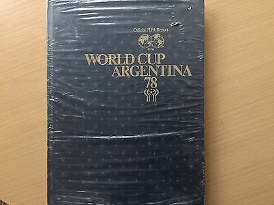 Official FIFA Report WORLD CUP 78. NEW