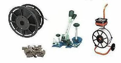 Heavy Duty FULL Pallet Strapping Banding Kit With Trolley 005
