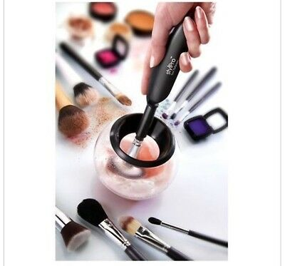 Stylpro Brush Makeup Cleaner  washing tool cosmetic Auto Dryer