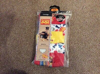 boys 2-3 years 5 pack of pants new