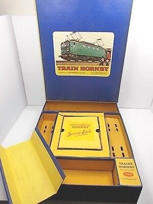 French Hornby Empty Box for O Gauge Le Provencal Train Set