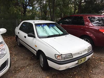 1993 Nissan Pulsar N14 Hatchback 5 speed near Coffs Harbour NSW