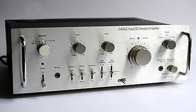 Eagle Stereo Amplifier A6400 Excellent Condition