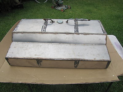 Stainless  Boat Fuel Cell Petrol Tank Marine Tinnie Boating Fibreglass Boat