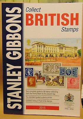 Stanley  Gibbons 2004 collect British stamps