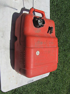 Scepter 25L Boat Fuel Tank Marine Tinnie Boating Fuel Cell