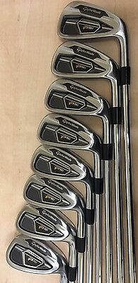 TaylorMade PSi Iron Set 4-SW with KBS Tour Stiff Flex Steel Shafts