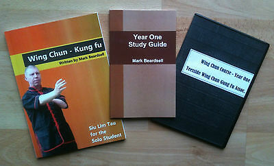 Wing Chun Kung Fu - Home Study Course - Beginner to Advanced