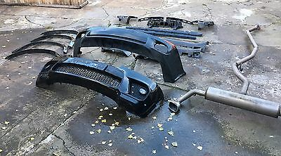 2012 BMW X5 E70 Complete M Sport Body Kit Conversion Bumpers/Skirts/Exhaust