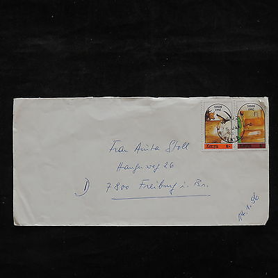 ZS-U692 KENYA - Christmas, 1993 Airmail To Germany Cover