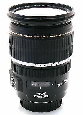 17-55mm f/2.8 Canon EF-S IS USM zoom lens EOS MINT-
