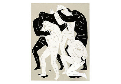 CLEON PETERSON - Collecting Bodies Print